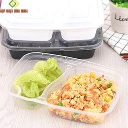 hộp nhựa trong đựng thức ăn