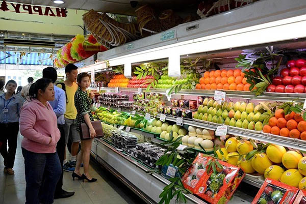 đăng kí mở cửa hàng kinh doanh trái cây