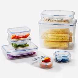 Bộ 7 hộp nhựa đựng thực phẩm lock & lock