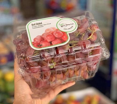 hộp bảo quan trái cây rau củ 1kg