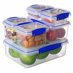 Hộp đựng thực phẩm trong tủ lạnh Matsu đa dung tích