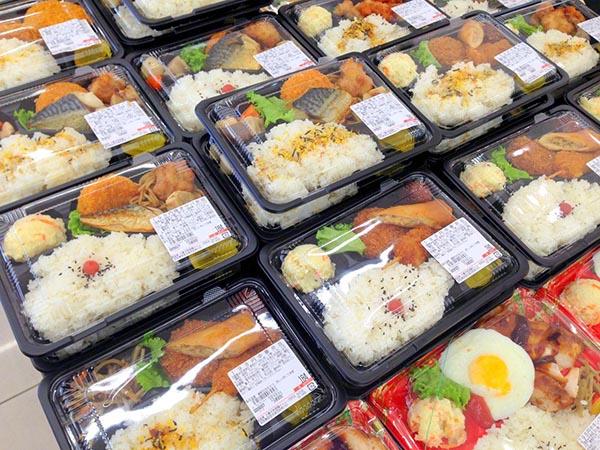 hộp nhựa pp đựng thức ăn take away
