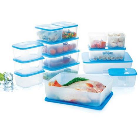 combo 16 hộp thực phẩm tupperware