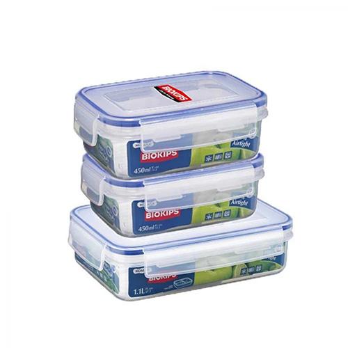 hộp bảo quản thực phẩm komax đủ dung tích