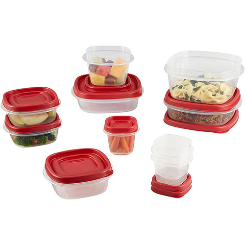 hộp bảo quản thực phẩm rubbermaid