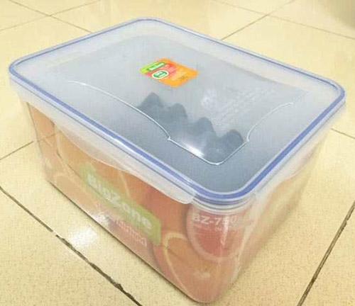 hộp đựng thực phẩm biozone nhựa pp an toàn