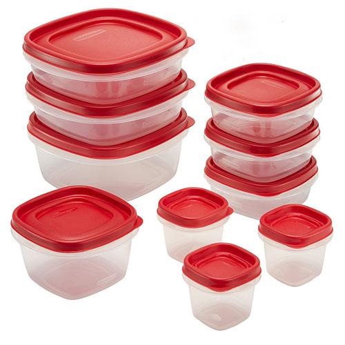 hộp nhựa đựng thực phẩm rubbermaid