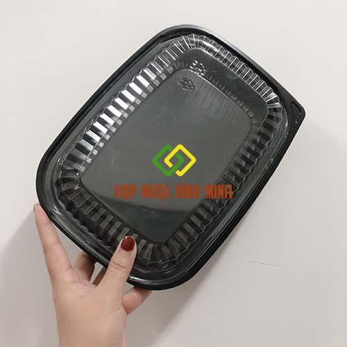 hộp cơm 1 ngăn giá rẻ