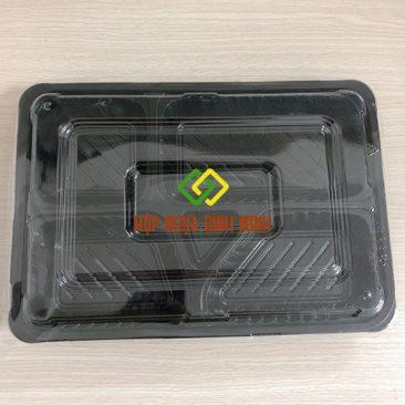 hộp cơm nhựa 5 ngăn cao cấp