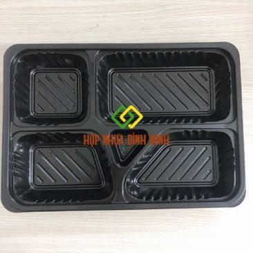 hộp cơm 5 ngăn tiện lợi