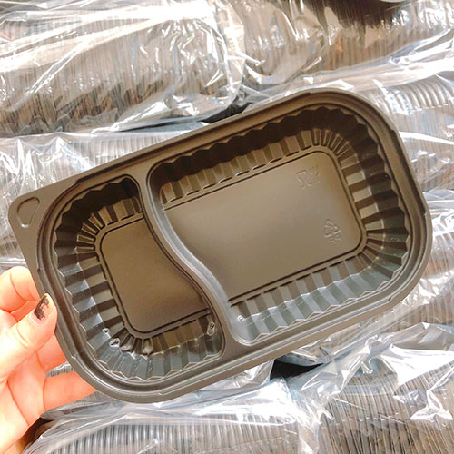 hộp cơm nhựa 2 ngăn