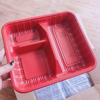 hộp cơm 3 ngăn chất lượng