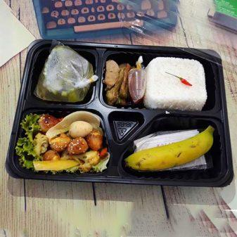 hộp cơm nhựa 5 ngăn sài gòn